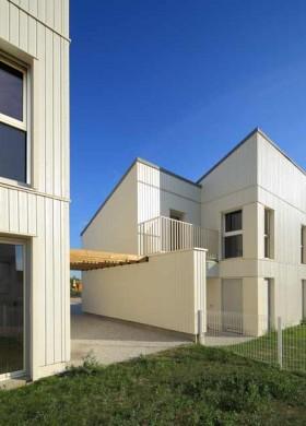 Maisons individuelles, architecte Bertrand Penneron