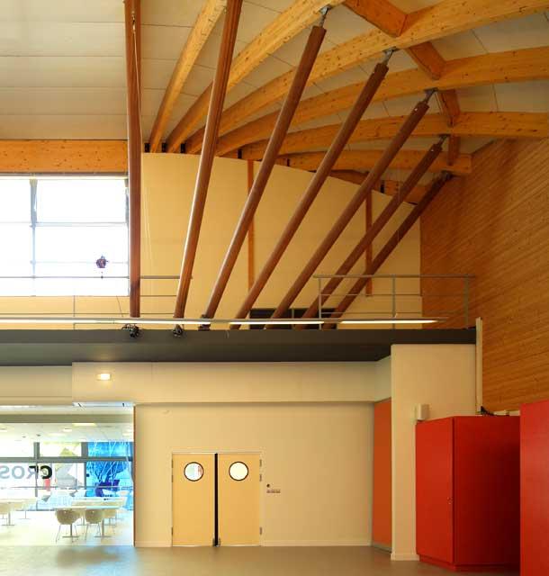 Grand Hall – Igloo, architecte Bertrand Penneron