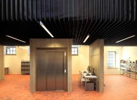 Création d'une médiathèque dans l'ancien couvent Saint Augustin, architecte Bertrand Penneron