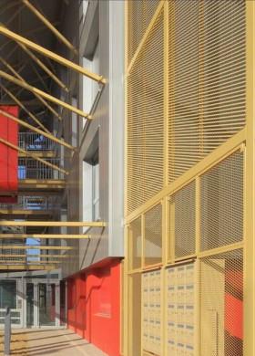 Pépinière d'entreprises, architecte Bertrand Penneron