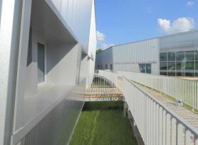 Pôle promotion et action sociale, architecte Bertrand Penneron