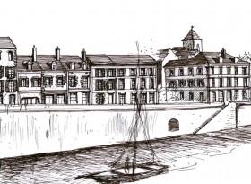 Diagnostique urbain patrimonial, Orléans, architecte Bertrand Penneron