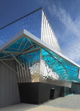 Salle de spectacle et école de musique municipale - Langeais