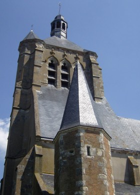 Restauration de l'église Saint-Symphorien